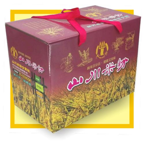 自然米粉禮盒